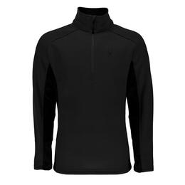 Spyder Men's Outbound Half Zip Mid Weight Stryke Jacket