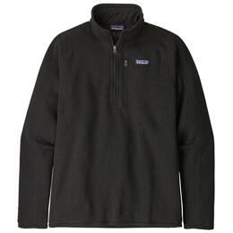 Patagonia Men's Better Sweater® Quarter Zip Fleece