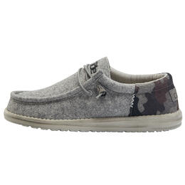 Hey Dude Men's Wally Wool Casual Shoes
