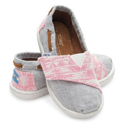 Toms Toddler Girl's Bimini Espadrille Casual Shoes