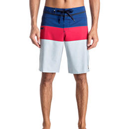 Quiksilver Men's Everyday Blocked Vee 20