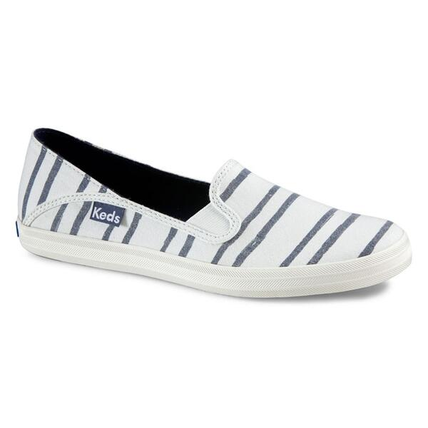 Keds Women's Crashback Washed Beach Stripe Casual Shoes
