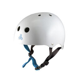 Triple Eight Halo Water CE Sweatsaver Water Helmet