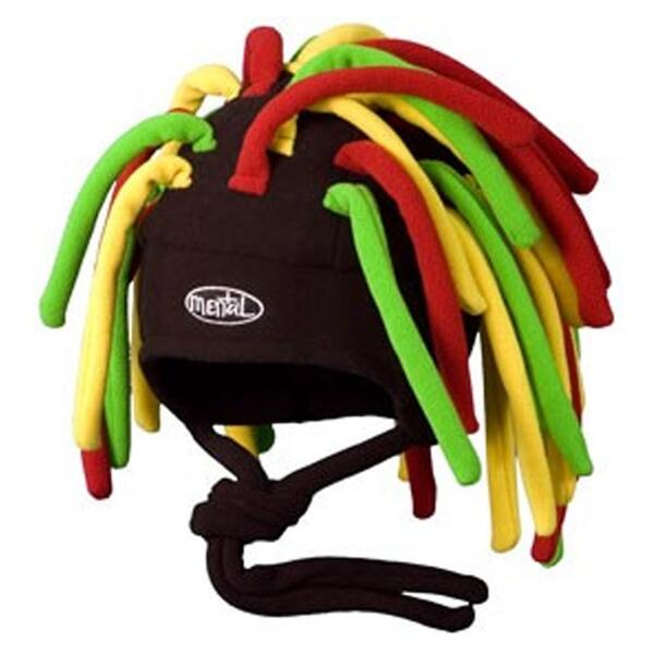 Mental Natty Dread Funky Snow Hat
