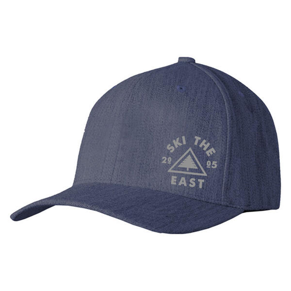 Ski The East Men's Spruce Stretch Fit Hat Blue