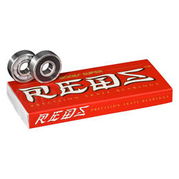 Bones Super REDS Bearings (8 pack)