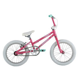 Haro Girl's Shredder 16 Freestyle Bmx Bike '17