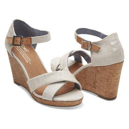Toms Women's Sienna Wedges
