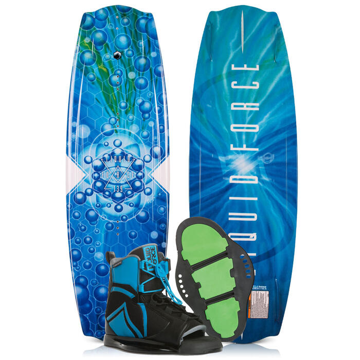 Liquid Force Trip Wakeboard '19 with Index