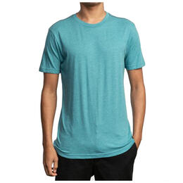 Rvca Men's Solo Label Short Sleeve T Shirt