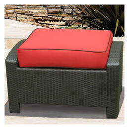 North Cape Cabo Collection Rectangle Ottoman w/ Arms Frame