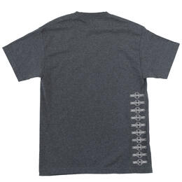 Independent Truck Men's O.G.B.C. Embroidery Short Sleeve T Shirt