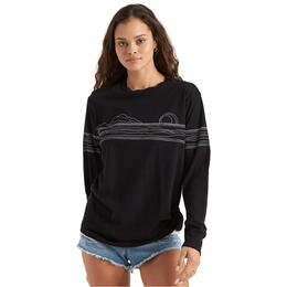 Billabong Women's Epic View Long Sleeve T Shirt