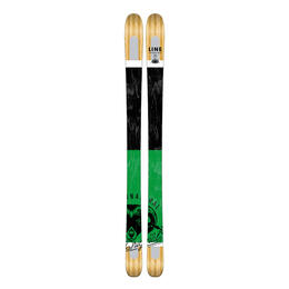 Line Men's Supernatural 92 All Mountain Skis '17 - FLAT