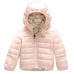 The North Face Infant Reversible Perrito Jacket Pink