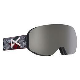 Anon Men's M2 Snow Goggles with Silver Solex Lens