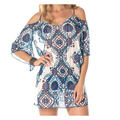 Becca Women's Inspired Tunic Cover Up