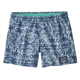 Patagonia Girl's Sunburst Baggies Shorts 4