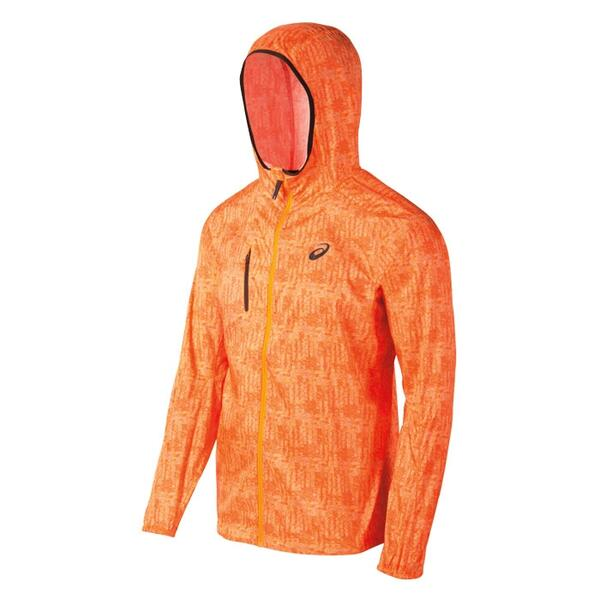 Asics Men's Fujitrail Packable Jacket