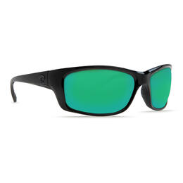 Costa Del Mar Men's Jose Polarized Sunglasses with Green Mirror Lens
