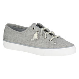 Sperry Women's Seacoast Linen Casual Sneakers