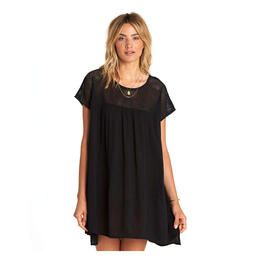 Billabong Women's Meshin Around Cover Up Dress