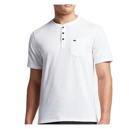 Hurley Men's Lagos Henley Dri-fit Polo Shirt
