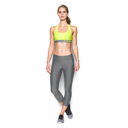 Under Armour Women's Armour Crossback Mid Sports Bra