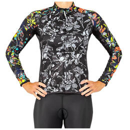 Canari Women's Dolce Long Sleeve Cycling Jersey