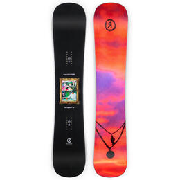 Ride Men's Burnout Snowboard '21