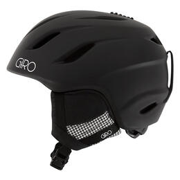 Giro Women's Era Snow Helmet Black
