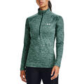Under Armour Women's UA Tech™ Twist Half Zip Top alt image view 15