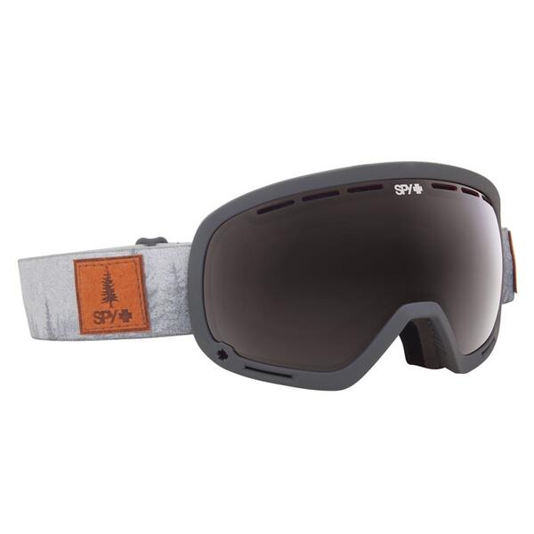 Spy Marshall Snow Goggles with Grey/Black Mirror Lens