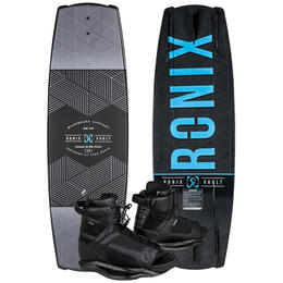 Ronix Men's Vault Wakeboard With Divide Wakeboard Bindings '19