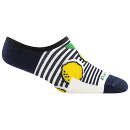 Darn Tough Vermont Women's Lemon Drop No Show Hidden Socks