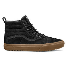 Van Men's Sk8-Hi MTE Black/Gum Shoes
