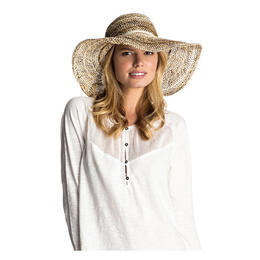 Roxy Women's Take A Break Straw Sun Hat