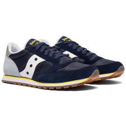 Saucony Men's Blue Jazz Low Pro Casual Shoes