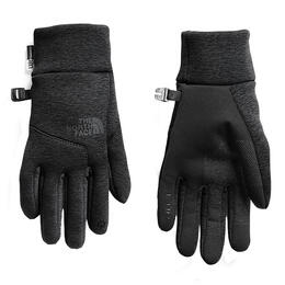 The North Face Women's Etip Hardface Gloves Black Heather