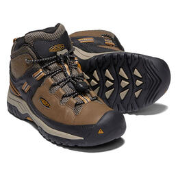 Keen Youth Targhee Waterproof Hiking Boots