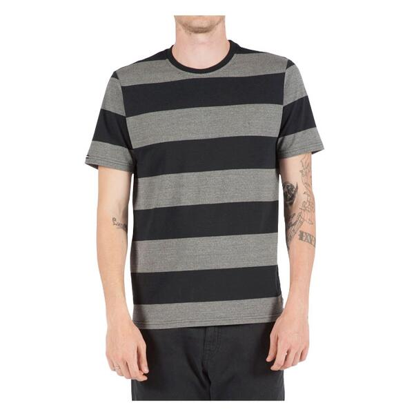 Volcom Men's Marked Crew Knit Tee