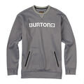 Burton Men's Bonded Crew Sweater Grey Heather