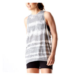 Lucy Women's Keep Calm Tank Silver Figtree