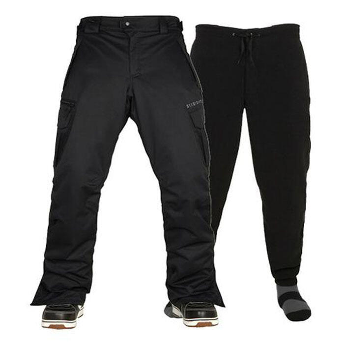 686 Men's Smarty Cargo Snowboard Pants - Lo