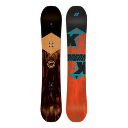 K2 Snowboarding Men's Turbo Dream Wide All Mountain Snowboard '17