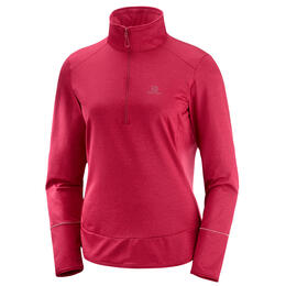 Salomon Women's Discovery Half Zip Jacket