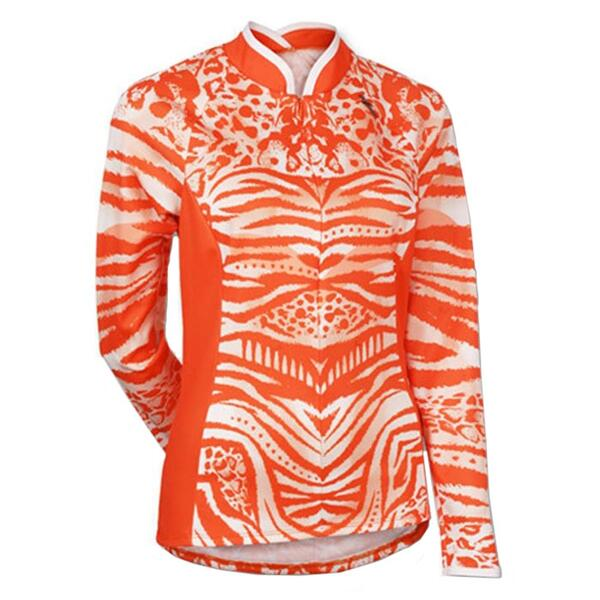 Canari Women's Bellissima Tigress Long Sleeve Cycling Top