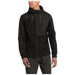 The North Face Men's Essential Fleece Full Zip Hoodie