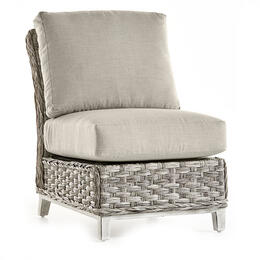 South Sea Rattan Grande Isle Sectional Armless