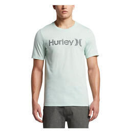 Hurley Men's One And Only Push Through Short Sleeve T Shirt